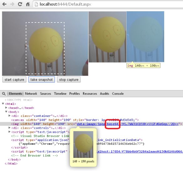 Taking a [passport] photo using your camera and HTML 5 and